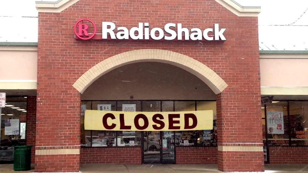 Crazy Eddie's Motie News: Radio Shack, a tale of the retail