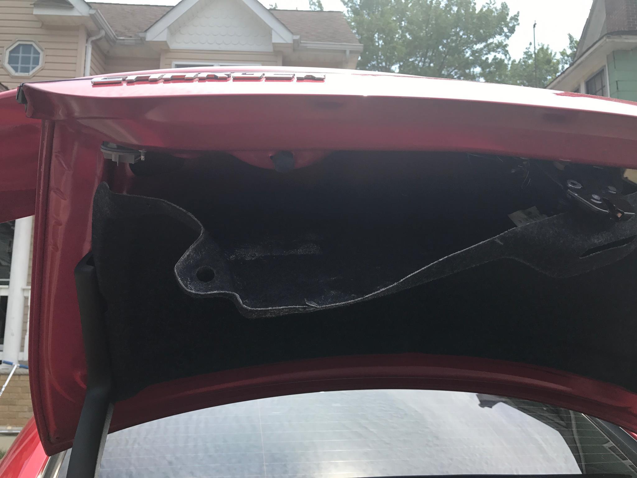 2017 Dodge Charger Backup Camera